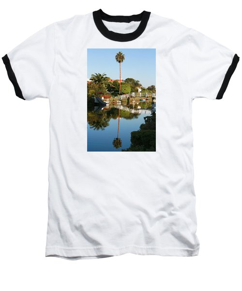 Loving Venice Baseball T-Shirt
