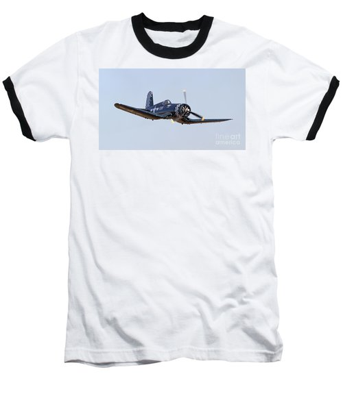 Low Pass Baseball T-Shirt by Kevin McCarthy