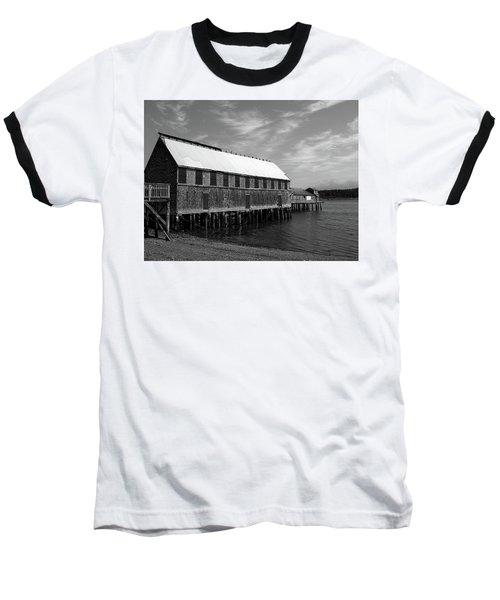 Lubec, Maine Baseball T-Shirt