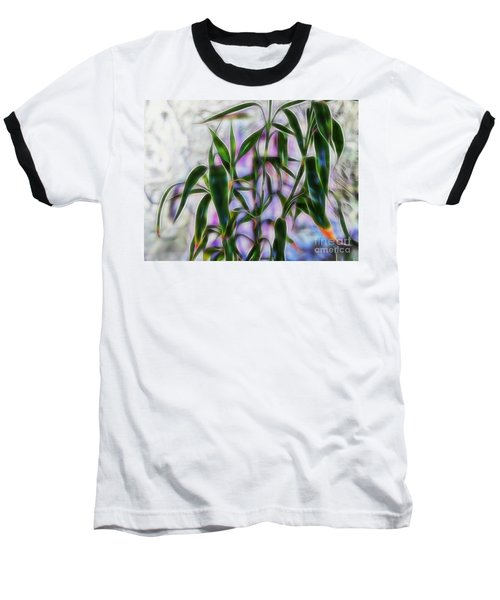 Lucky Bamboo Baseball T-Shirt