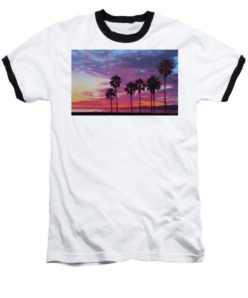 Lush Baseball T-Shirt by Andrew Danielsen