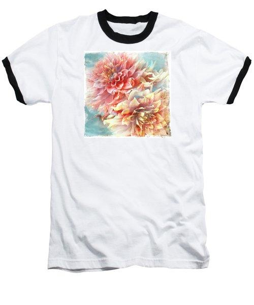 Lynia Dahlia Baseball T-Shirt