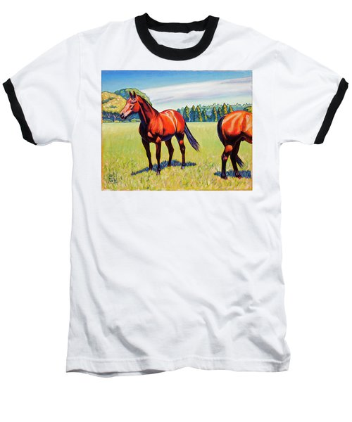 Mac And Friend Baseball T-Shirt