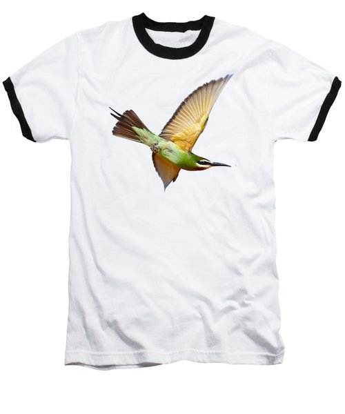 Madagascar Bee-eater T-shirt Baseball T-Shirt
