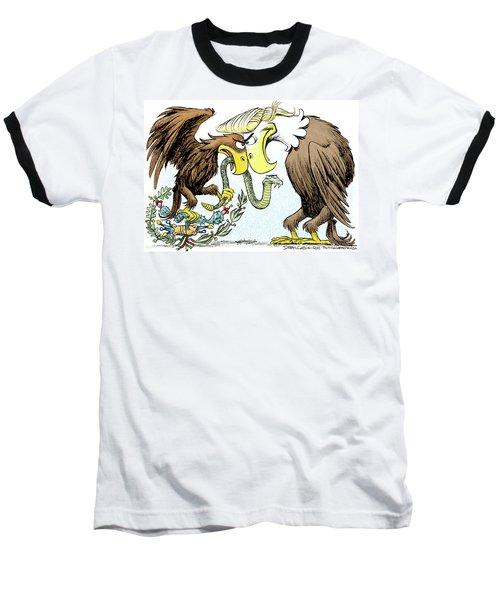 Maga Vs Mexico Baseball T-Shirt