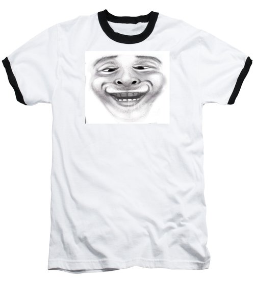 Magic Face Baseball T-Shirt