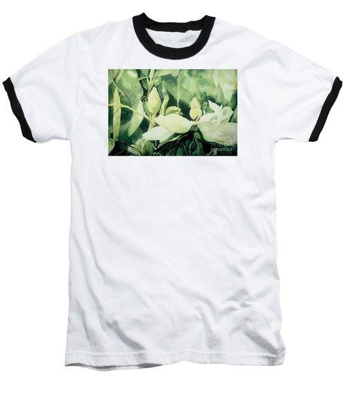 Magnolium Opus Baseball T-Shirt