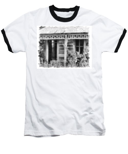 Baseball T-Shirt featuring the photograph Maiden History 2 by Susan Kinney