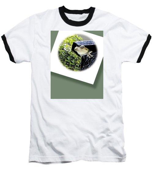 Mailbox  Cameo Baseball T-Shirt
