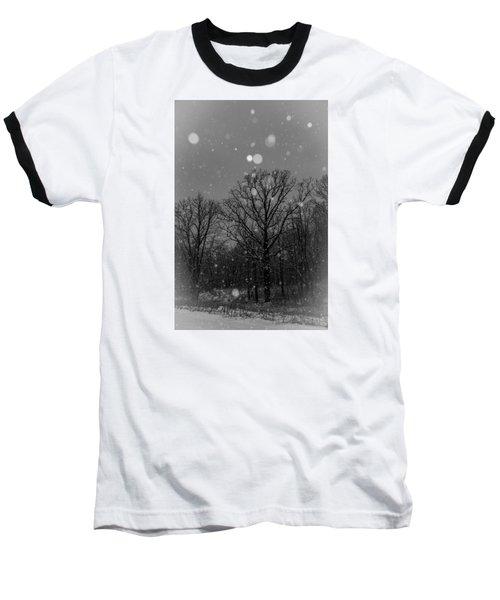 Majestic  Baseball T-Shirt by Annette Berglund