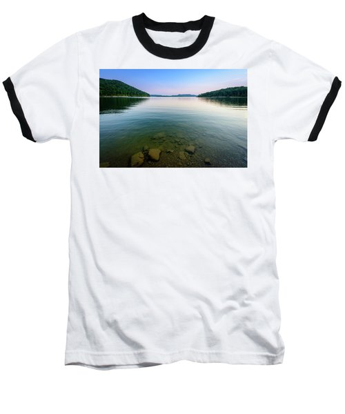 Majestic Lake Baseball T-Shirt