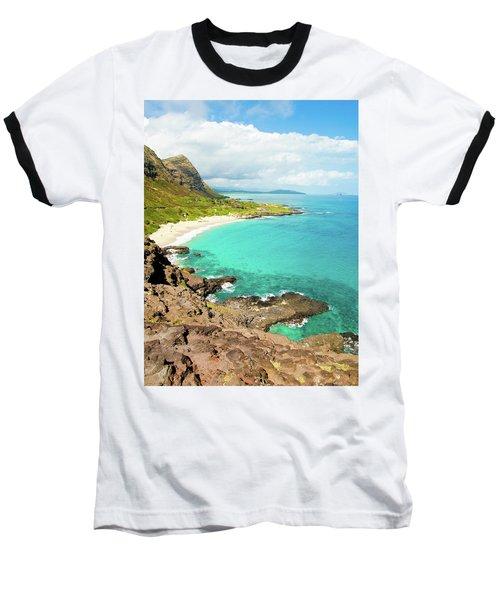 Makapu'u Beach Baseball T-Shirt