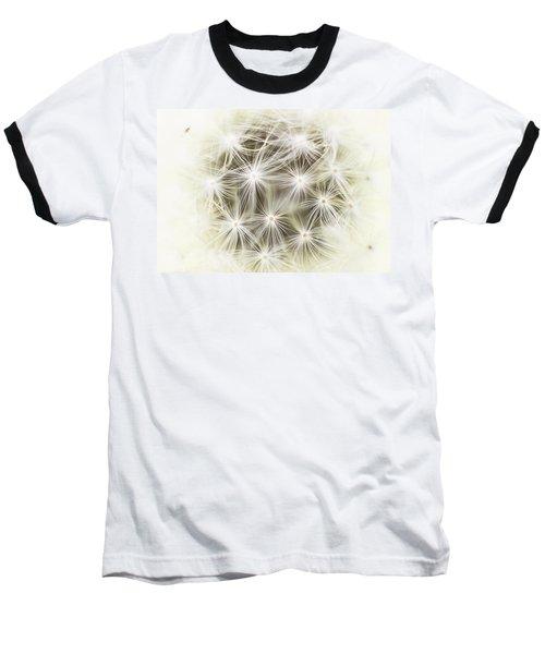 Make A Wish Baseball T-Shirt by Marlo Horne