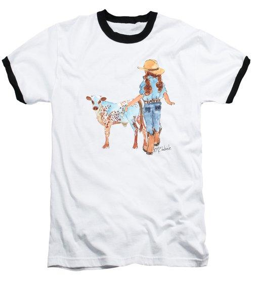 Making Friends Ch006 Baseball T-Shirt