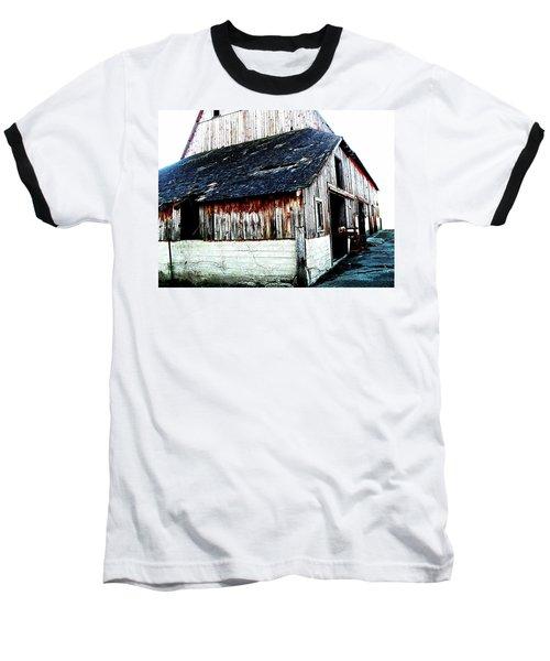Mallard Barn Baseball T-Shirt