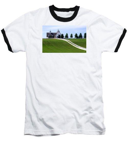 Manchester Farm Baseball T-Shirt