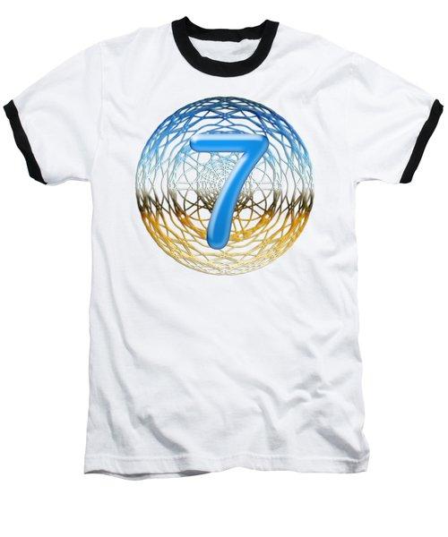 Mandalan Seven Baseball T-Shirt