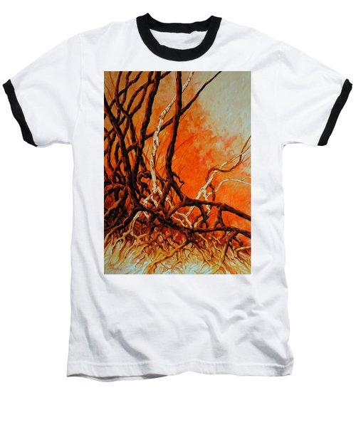 Mangroves Baseball T-Shirt