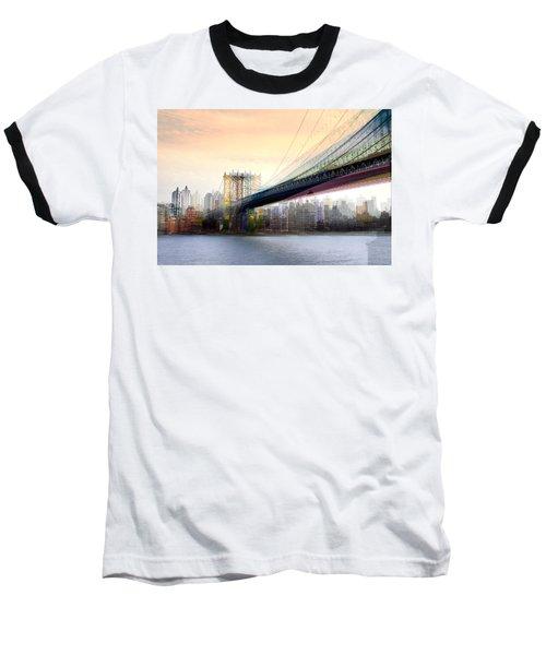 Manhattan X3 Baseball T-Shirt