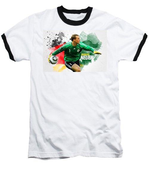 Manuel Neuer Baseball T-Shirt