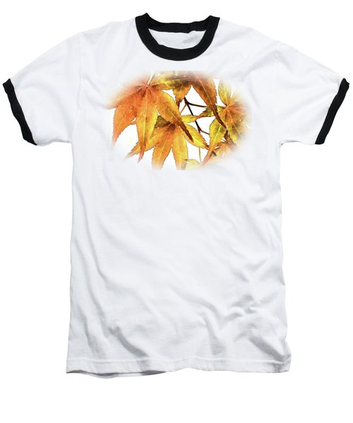 Maple Leaves Baseball T-Shirt