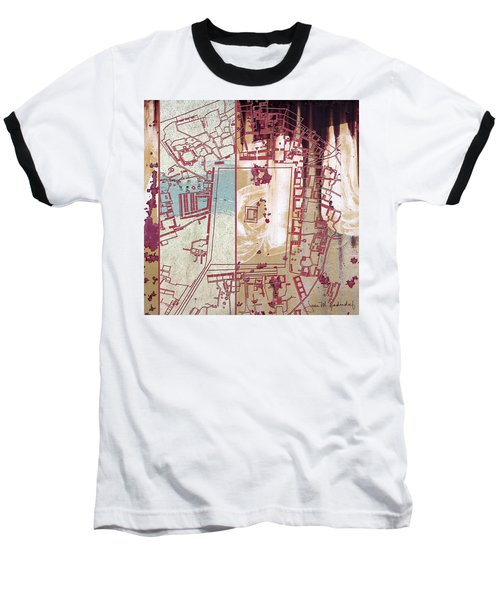 Maps #27 Baseball T-Shirt