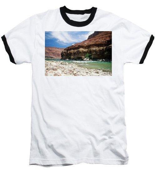Marble Canyon Baseball T-Shirt by Kathy McClure