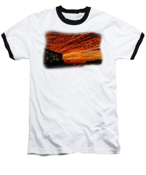 Marco Sunset No.9 Baseball T-Shirt