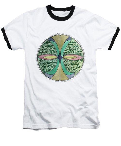 Margret Soul Portrait Baseball T-Shirt