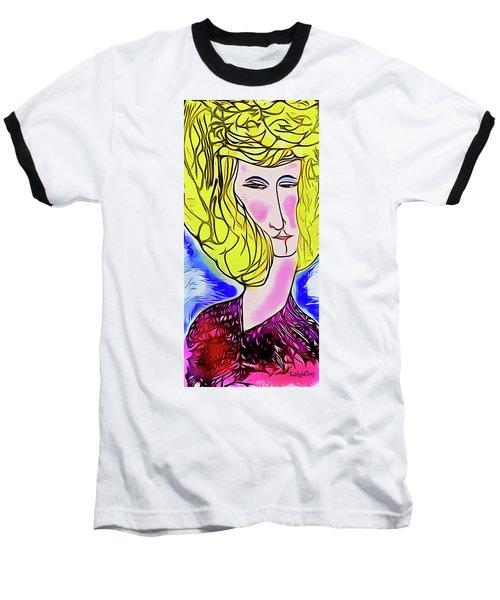 Maria Baseball T-Shirt