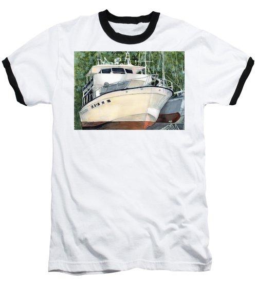 Marina Queen Baseball T-Shirt