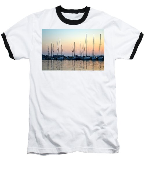 Marine Reflections Baseball T-Shirt