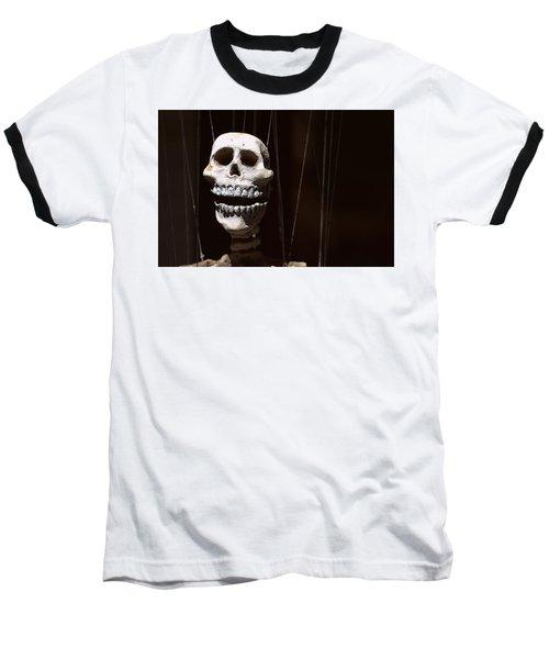 Marionette Baseball T-Shirt by Joseph Skompski