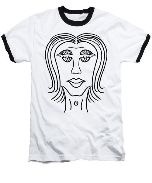 Mariza Baseball T-Shirt
