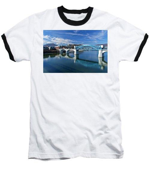 Market Street Bridge  Baseball T-Shirt