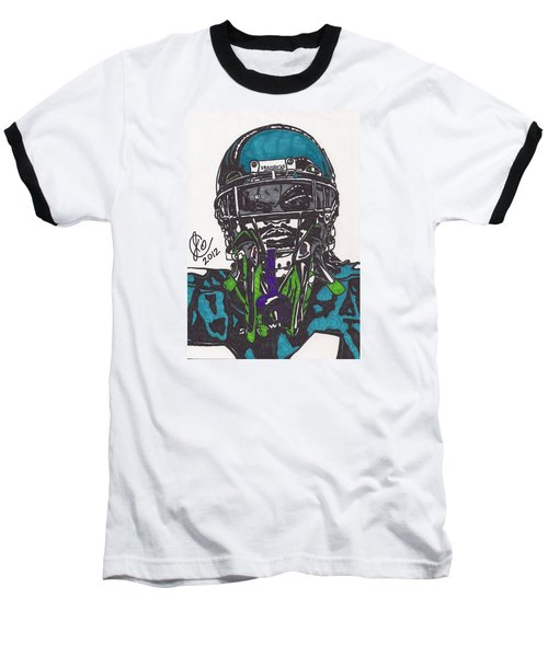 Marshawn Lynch 1 Baseball T-Shirt