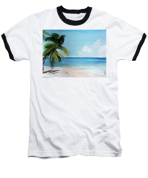 Martinique Baseball T-Shirt