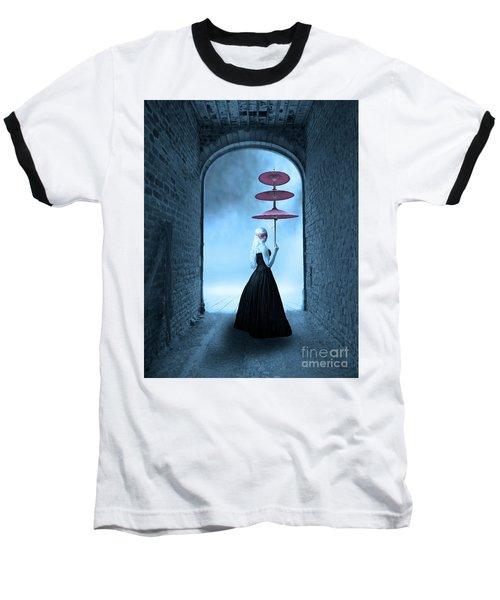 Baseball T-Shirt featuring the photograph Masquerade by Juli Scalzi