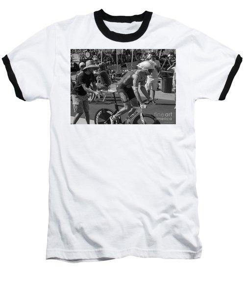Masters Start Baseball T-Shirt