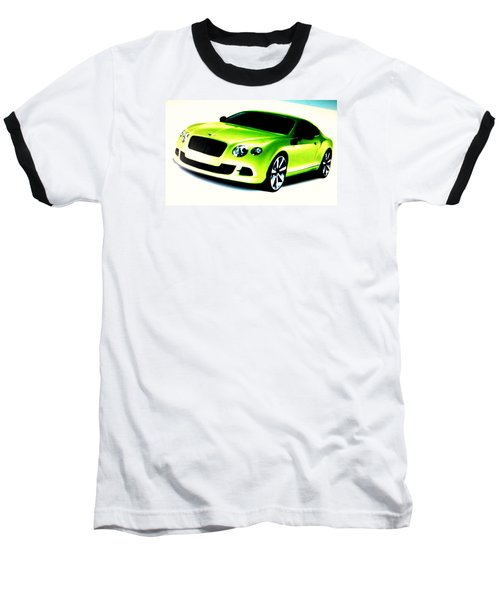 Matchbox Bentley Baseball T-Shirt