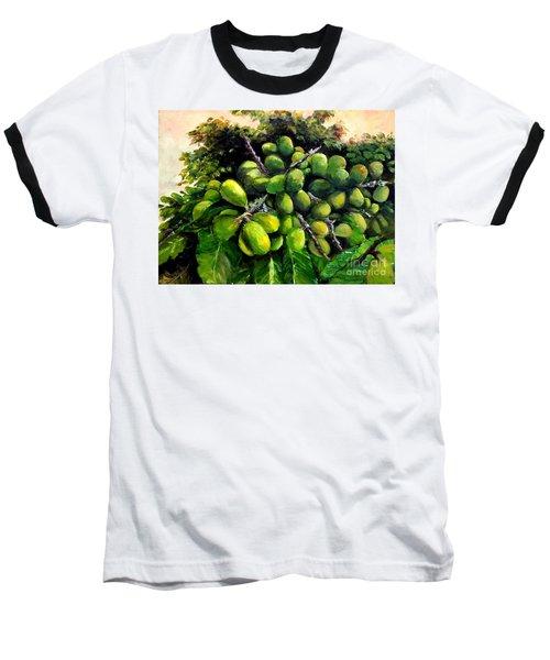 Matoa Fruit Baseball T-Shirt