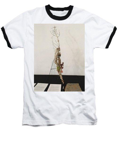 Matthew Twenty Six, Fifty Seven - Sixty Eight Baseball T-Shirt
