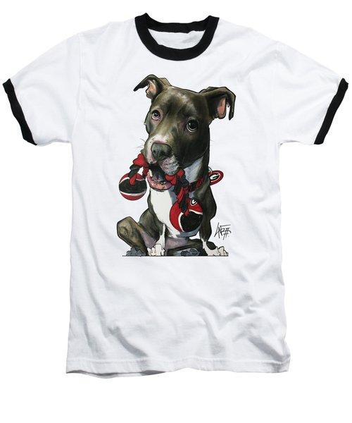 Mauras 3412 Baseball T-Shirt