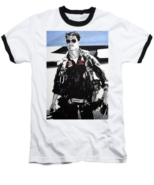Maverick Baseball T-Shirt