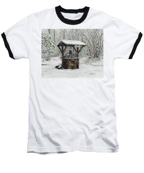 Mavis' Well Baseball T-Shirt