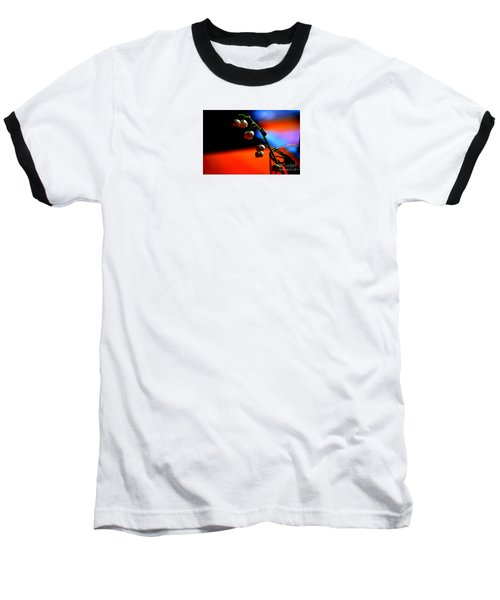 Baseball T-Shirt featuring the photograph May Flowers by Susanne Van Hulst