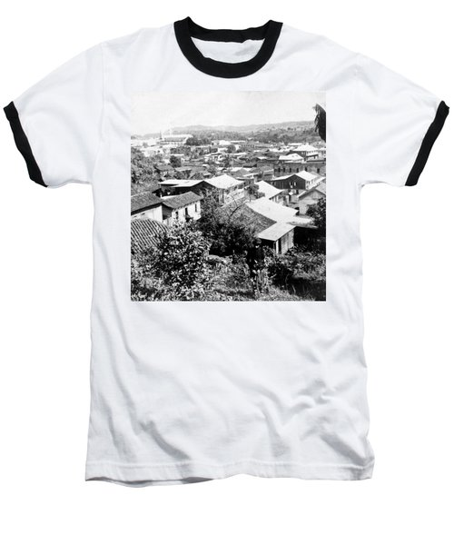Mayaguez - Puerto Rico - C 1900 Baseball T-Shirt by International  Images