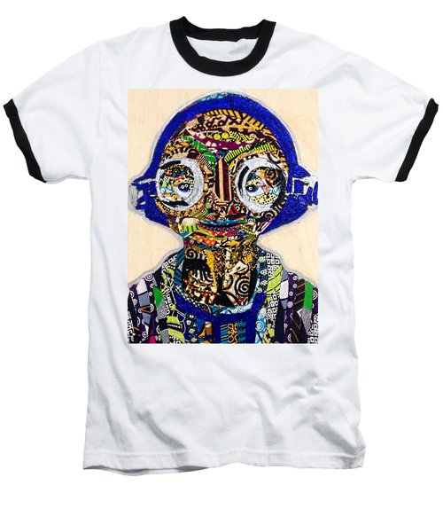 Maz Kanata Star Wars Awakens Afrofuturist Colection Baseball T-Shirt