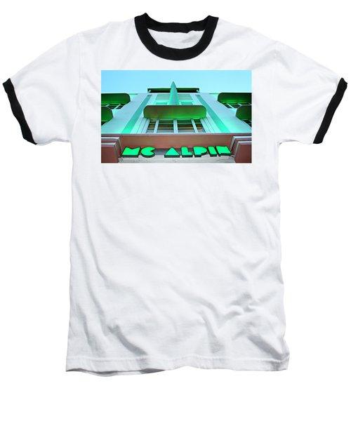 Mcalpin Hotel Baseball T-Shirt
