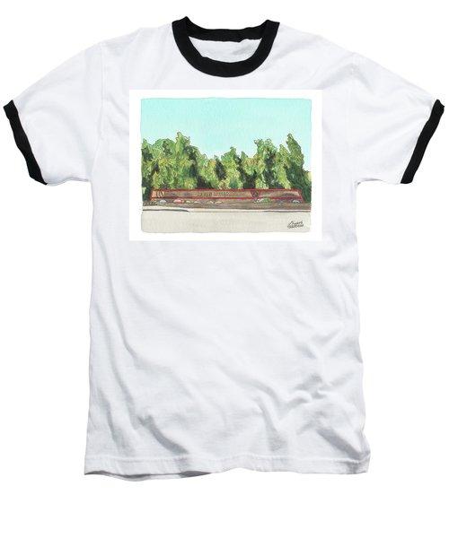 Mcas Miramar Welcome Baseball T-Shirt